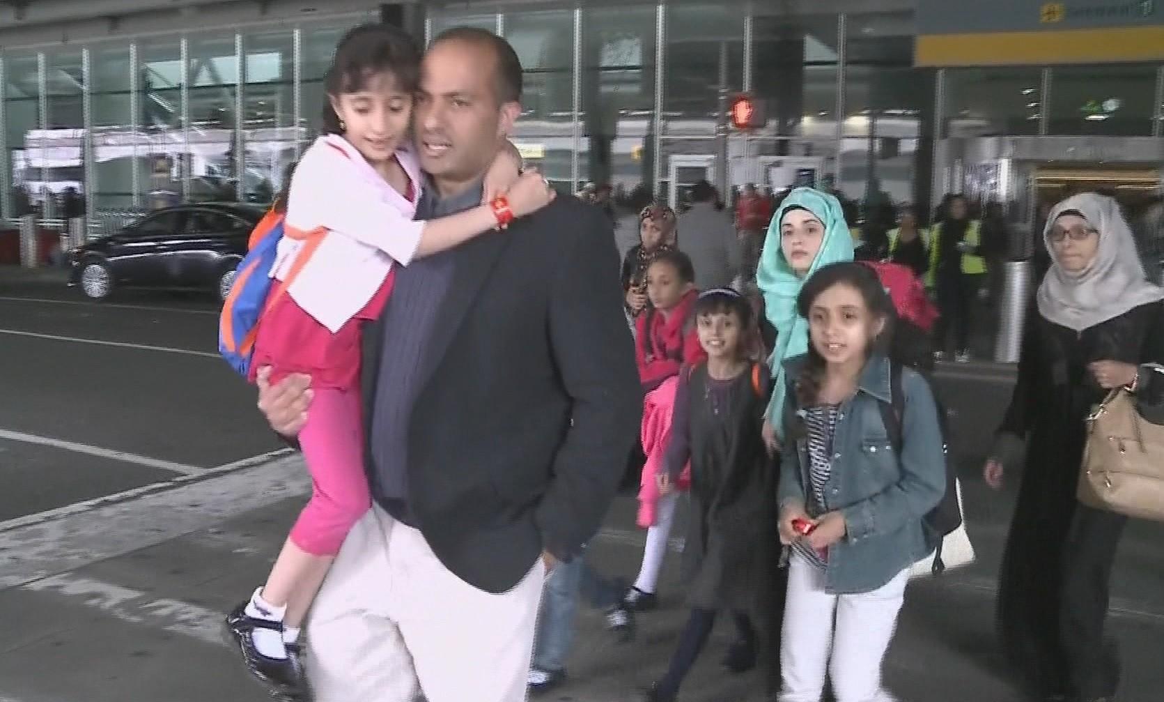 Famille américaine évacuée du Yémen : nous avons eu beaucoup de chance avec la Russie