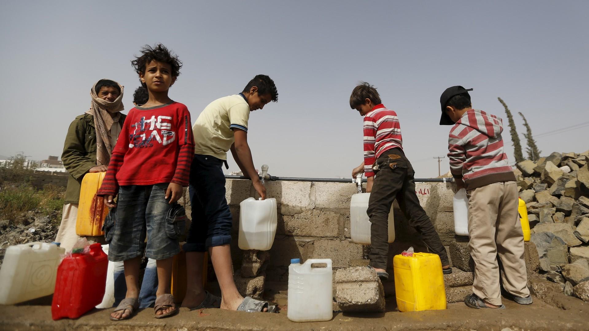 Les enfants yéminites