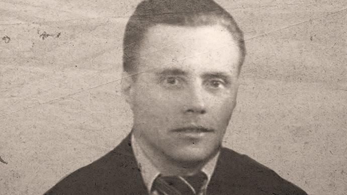 Le père de Vladimir Poutine : Vladimir Spiridonovich Poutine