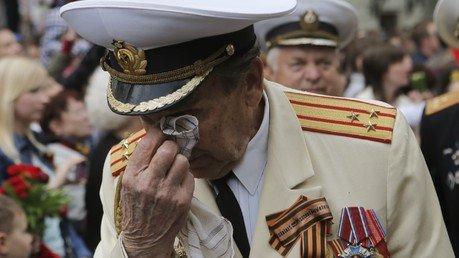 Un vétéran soviétique de la Seconde guerre mondiale