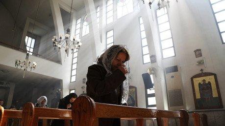 Les chrétiens au Moyen-Orient