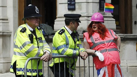 Gay Pride à Londres
