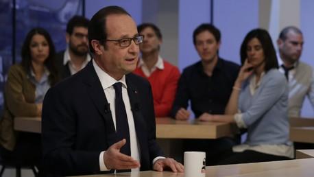 François Hollande a promis de discuter des Mistral avec Vladimir Poutine en Arménie