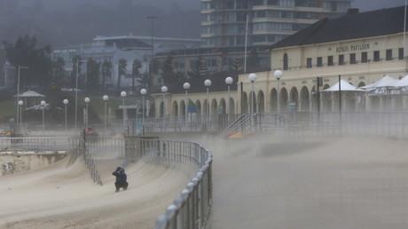 Une tempête a fait trois morts et d'importants dégâts dans la région de Sydney