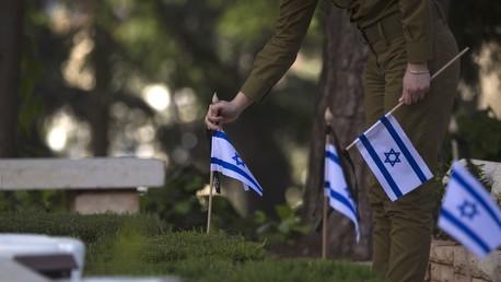 le Jour du Souvenir à Jérusalem