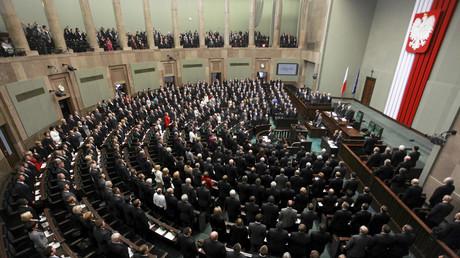Le parlement  polonais