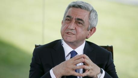 Le président arménien