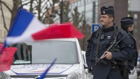 La police