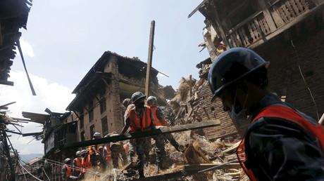 Séisme au Népal : plus de 4 300 morts, dont deux Français
