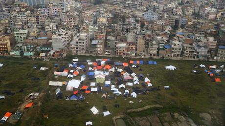 Jusqu'à 10 000 morts et 8 millions de personnes touchées par le séisme au Népal