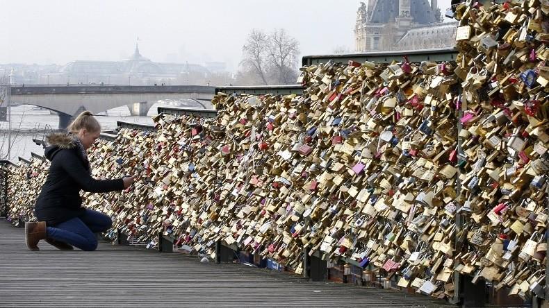 pont des cadenas paris