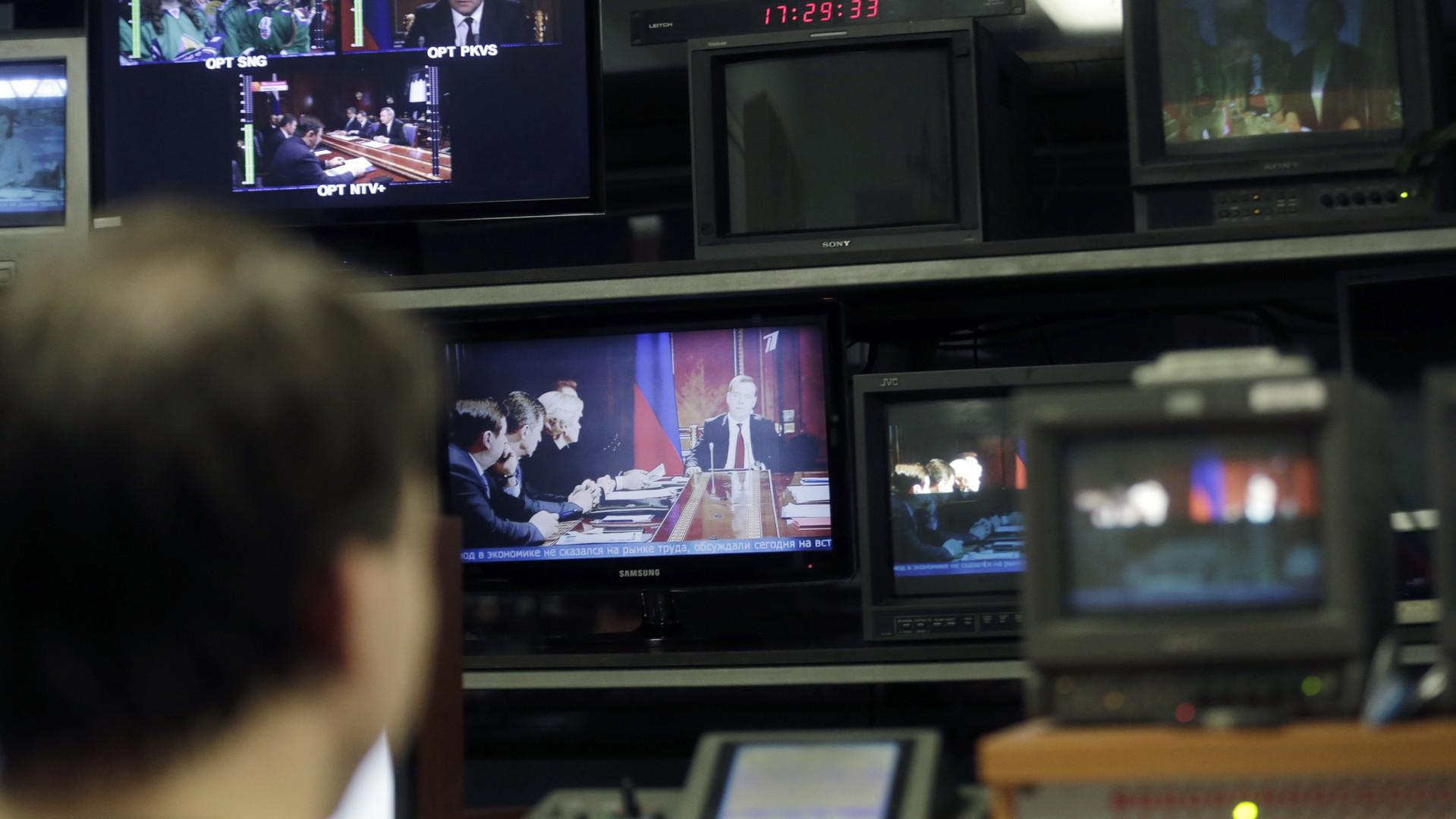 L'Ukraine remplace les chaînes russes d'informations par «une érotique de bon goût»