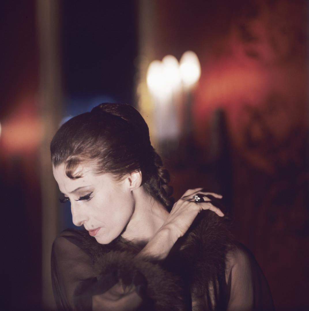 Maïa Plissetskaïa danse le rôle titre d'Anna Karénine