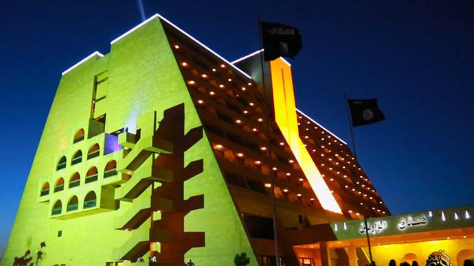 Daesh ouvre un hôtel 5 étoiles à Mossoul