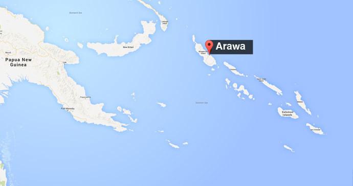 Un séisme de magnitude 7,2 a touché la Papouasie-Nouvelle-Guinée