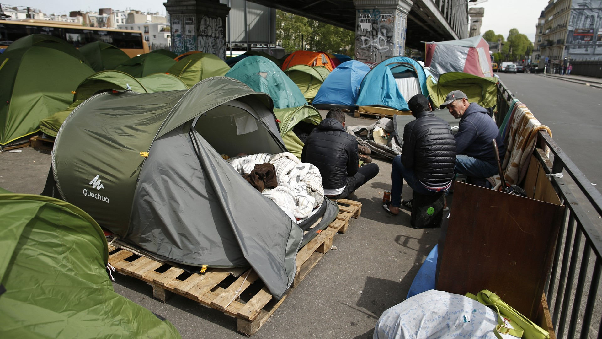 Laurent Dauré : «La France et l'Occident ont une énorme responsabilité» dans la crise des migrants