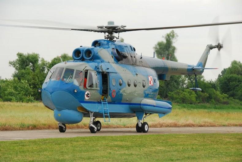 Le retour du légendaire hélicoptère anti-sous-marin Mi-14