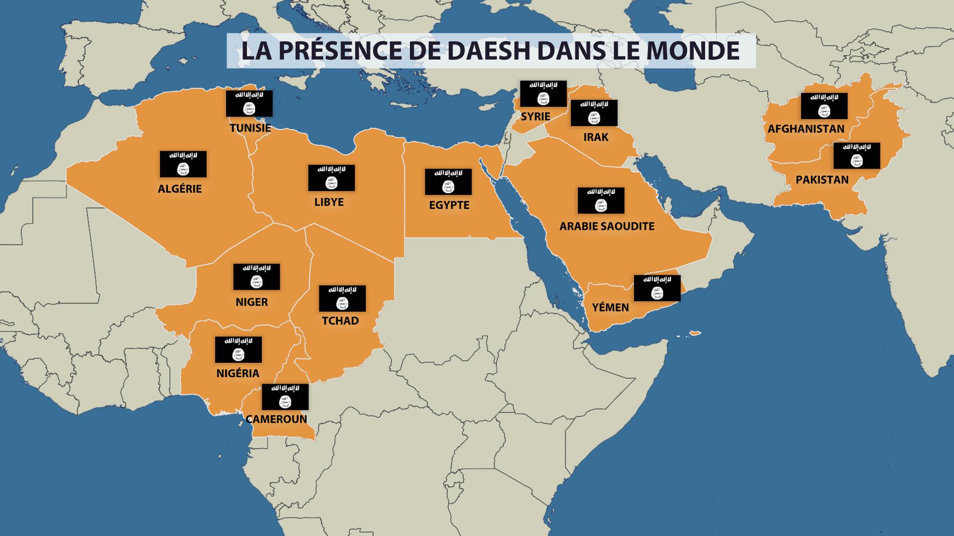 Le groupe djihadiste sahélien Al-Mourabitoune prêt à rejoindre Daesh