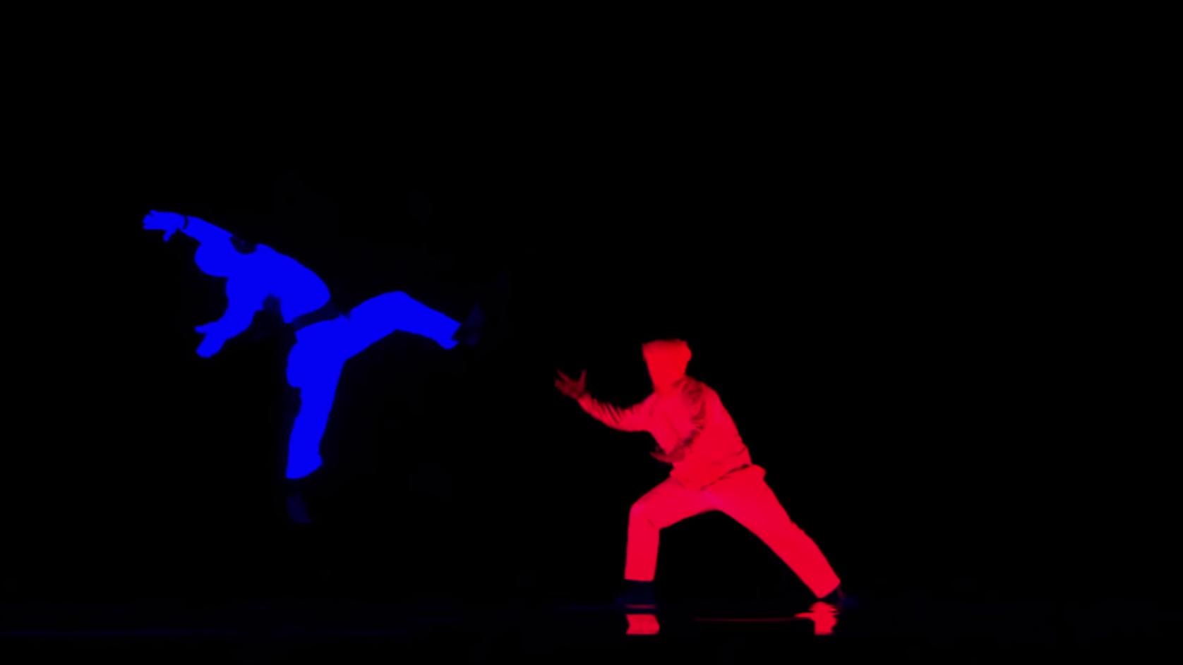 Capture d'écran, vidéo youtube Britain's Got Talent