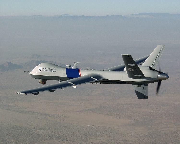 Un drone américain Reaper