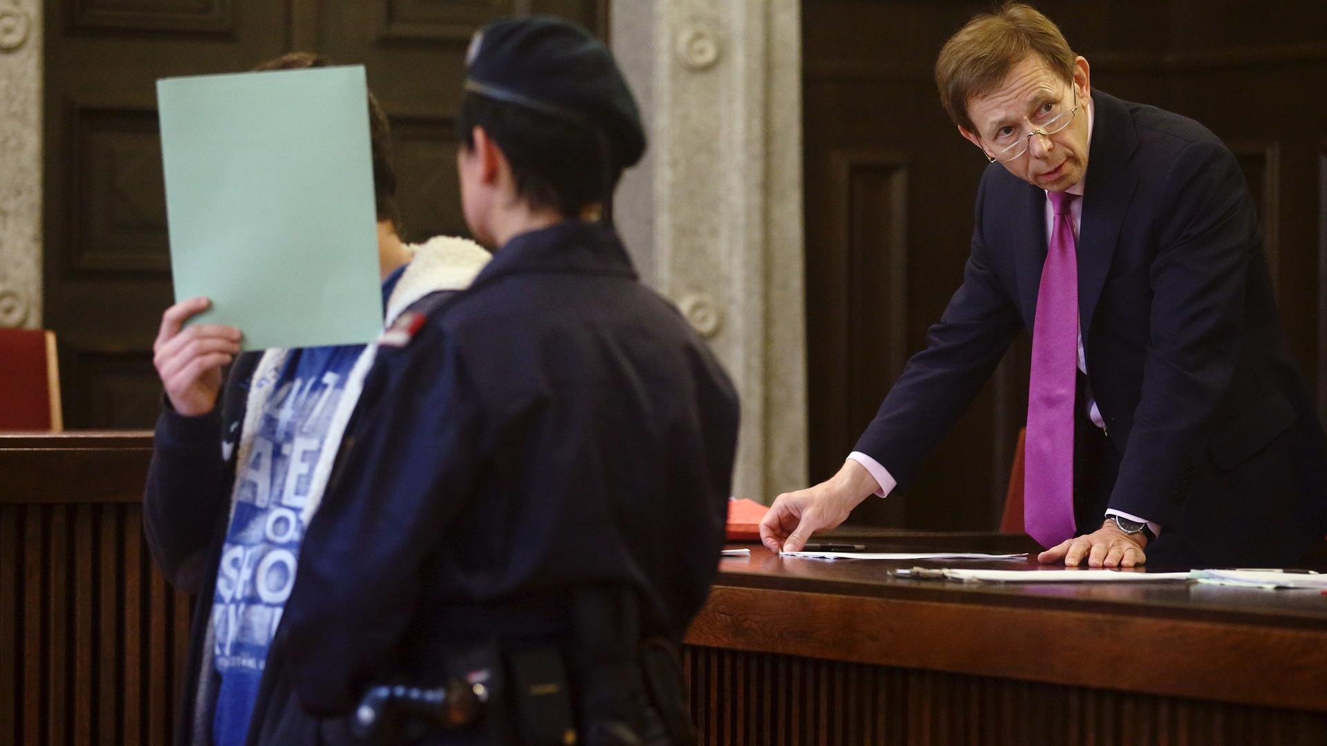 Un djihadiste de 14 ans reconnu coupable d'avoir essayé de faire sauter une gare à Vienne