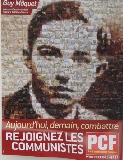 Guy Moquet: un jeune résistant communiste...qui aurait pu prétendre au Panthéon