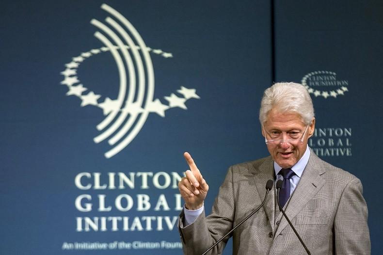 L'Arabie saoudite, le Qatar, parmi les douteux donateurs de la Fondation Clinton