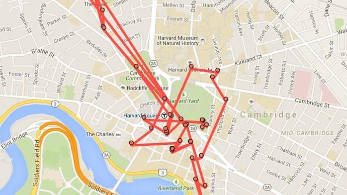 «La carte du Maraudeur» : une app permet de tracer les utilisateurs de Facebook Messenger