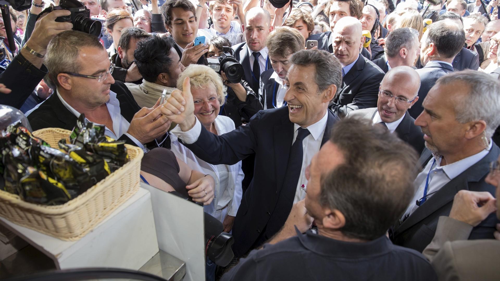 France: les petites phrases assassines du congrès fondateur du parti des républicains