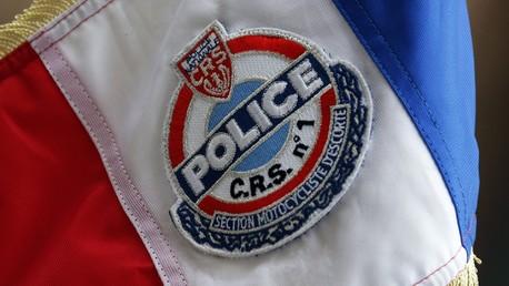 Le logo de la Compagnie républicaine de sécurité