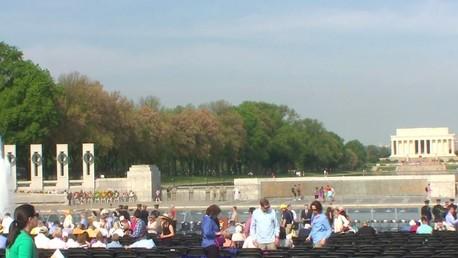 En direct: les anciens combattants commémorent le Jour de la Victoire à Washington