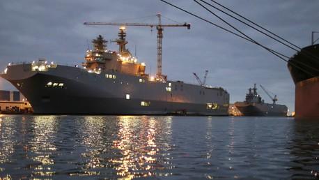 «La France a besoin du consentement de la Russie pour vendre les navires Mistral»