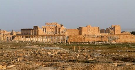 Palmyre, un des plus importants foyers culturels du monde antique.