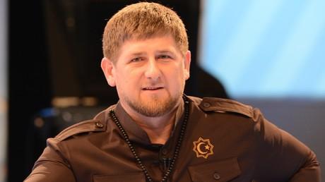 Le dirigeant de la Tchétchénie Ramzan Kadyrov