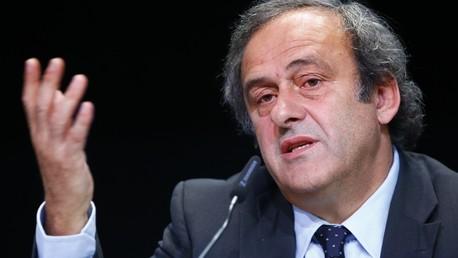 Michel Platini estime qu'il est temps pour Blatter de partir