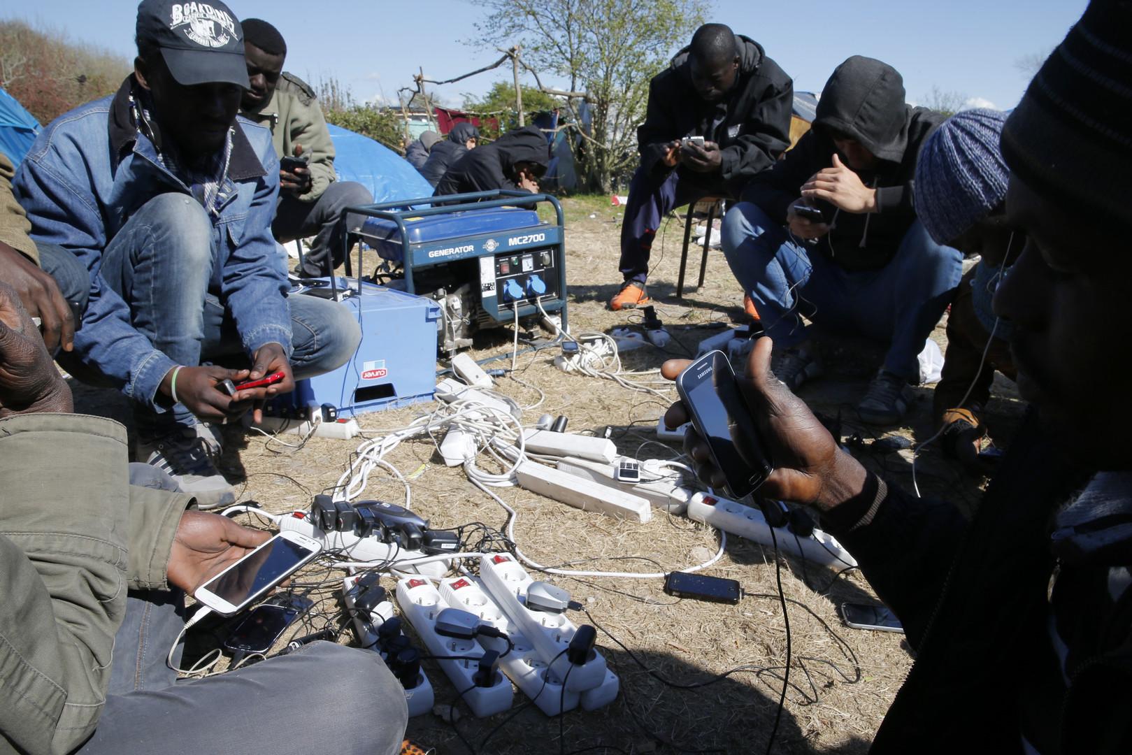 Calais: une rixe entre migrants fait 24 blessés