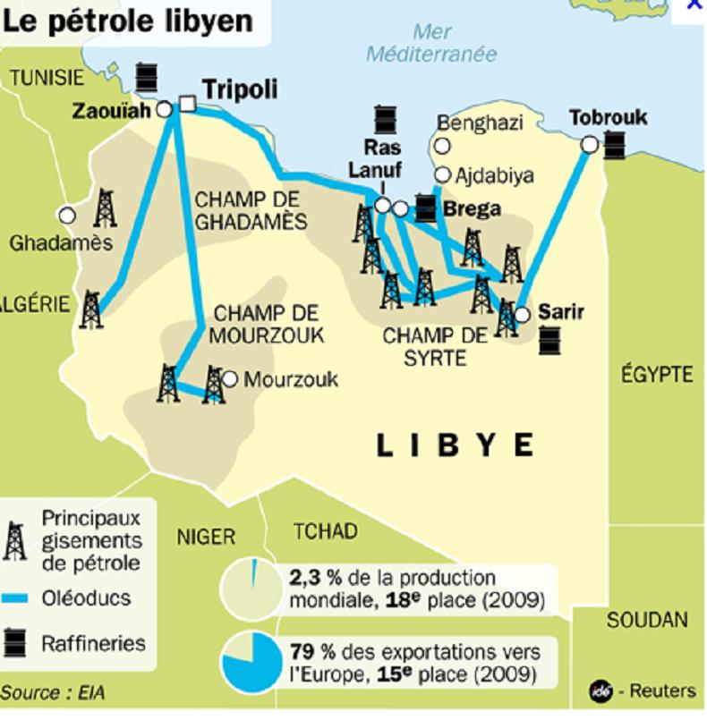 Devant l'avancée de Daesh, la Libye appelle à l'aide