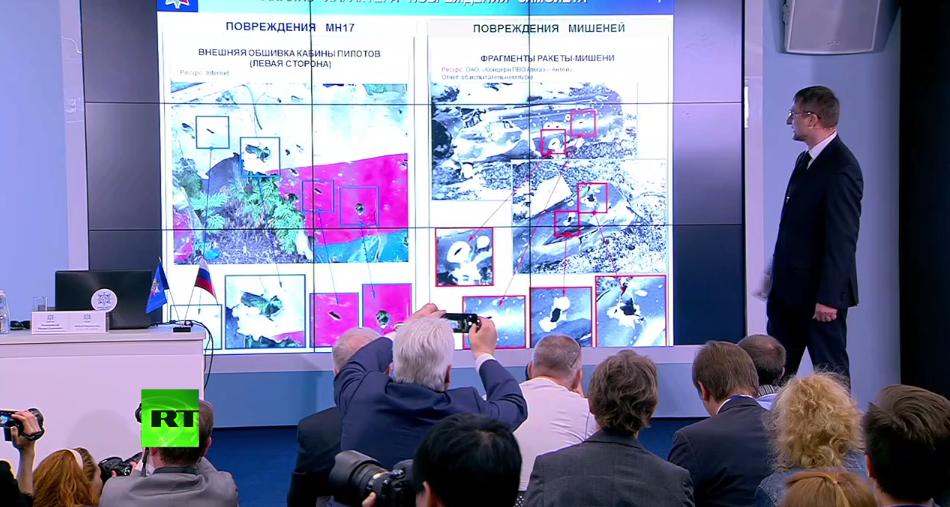 Mikhail Malychevskiï à la conférence de presse