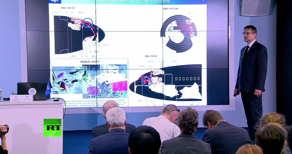 Vol MH17 : le missile aurait été tiré depuis une position ukrainienne