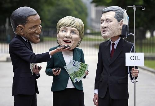 En 2014, lors du sommet de Bruxelles
