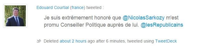 Twitter condamne un site qui se régalait des tweets inavouables des politiques
