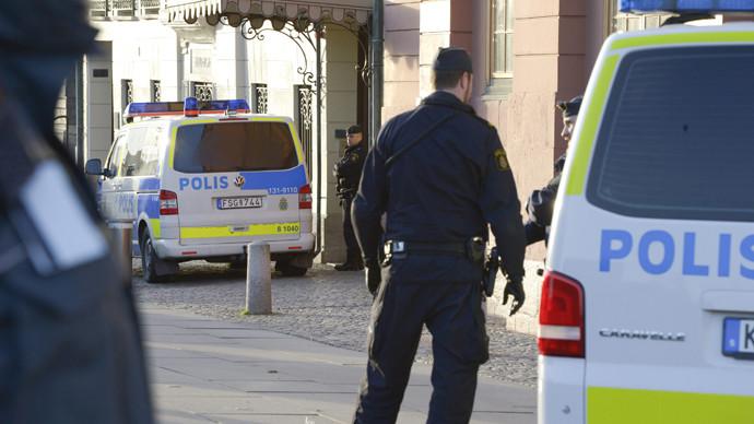 Stockholm : des immigrés européens attaqués à l'acide en plein centre-ville