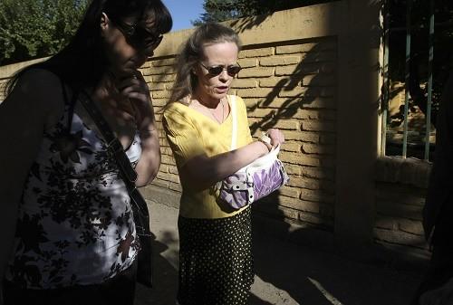 La Juge Sylvie Gagnard s'est rendu au Chili pour enquêter et rencontrer les victimes
