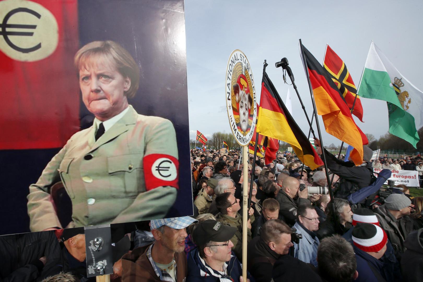 Percée de Pegida aux municipales de Dresde : le parti prospère malgré les sondages