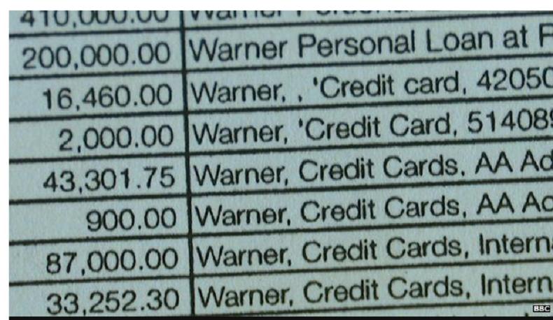 FIFA, Jack Warner soupçonné d'avoir détourné de l'argent destiné à Haïti