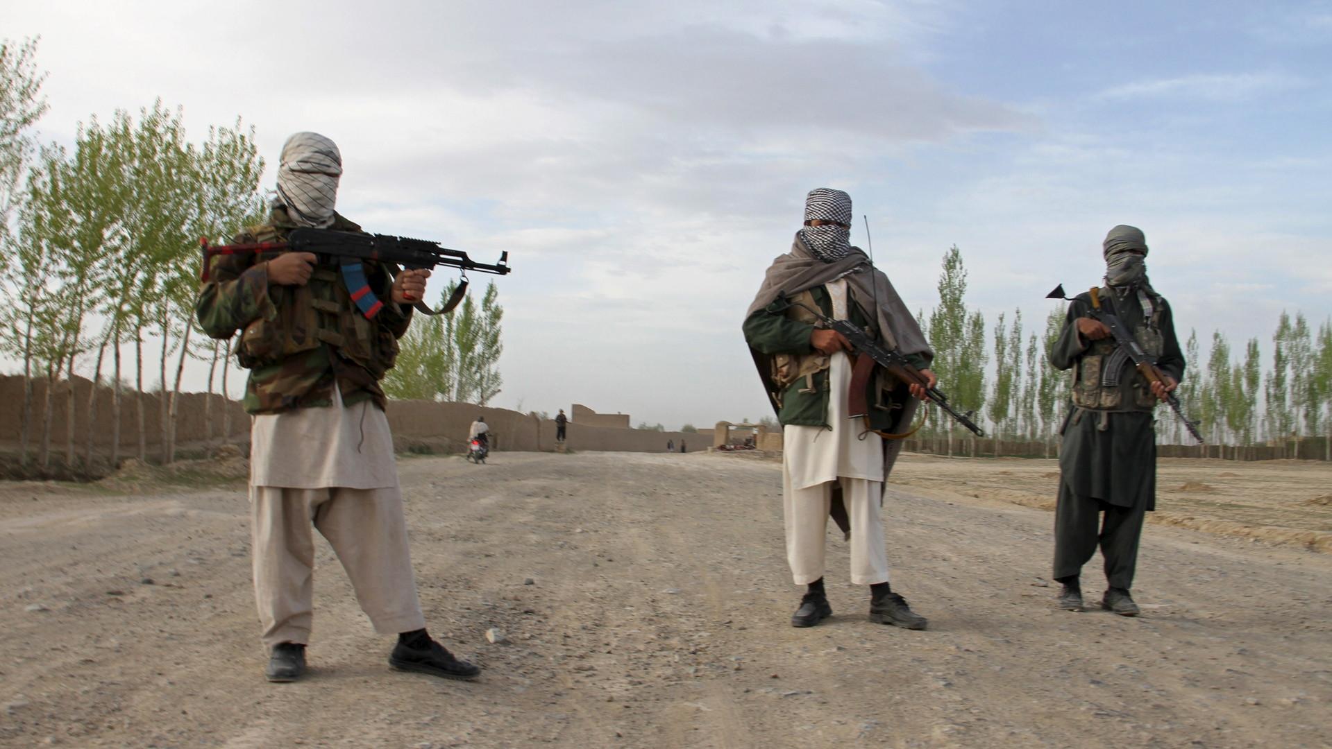Les Talibans en Afghanistan