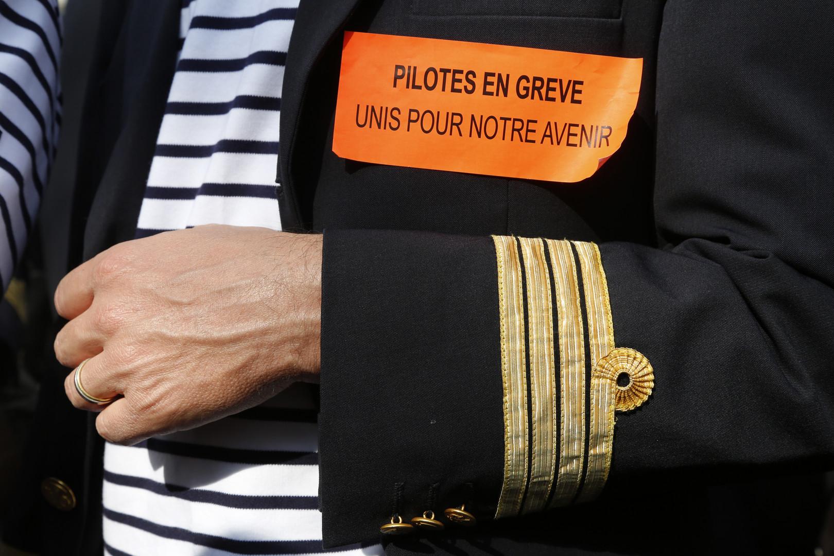 Air France au bord du crash