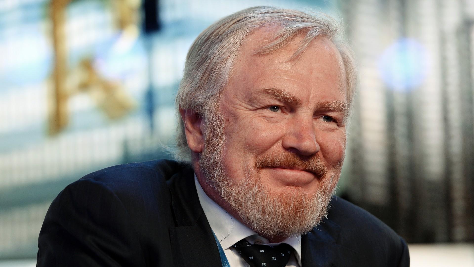 le vice-ministre du ministère russe des Finances Sergueï Stortchak