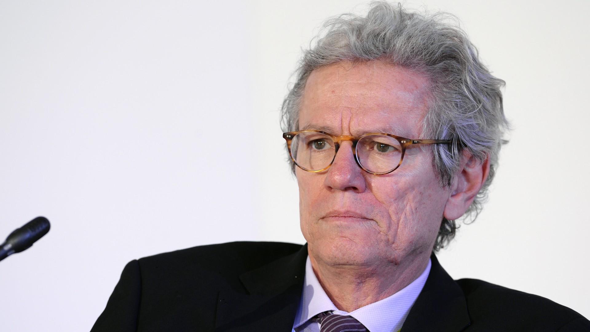 Paulo Nogueira Batista, le directeur exécutif du FMI au Forum économique de Saint-Pétersbourg