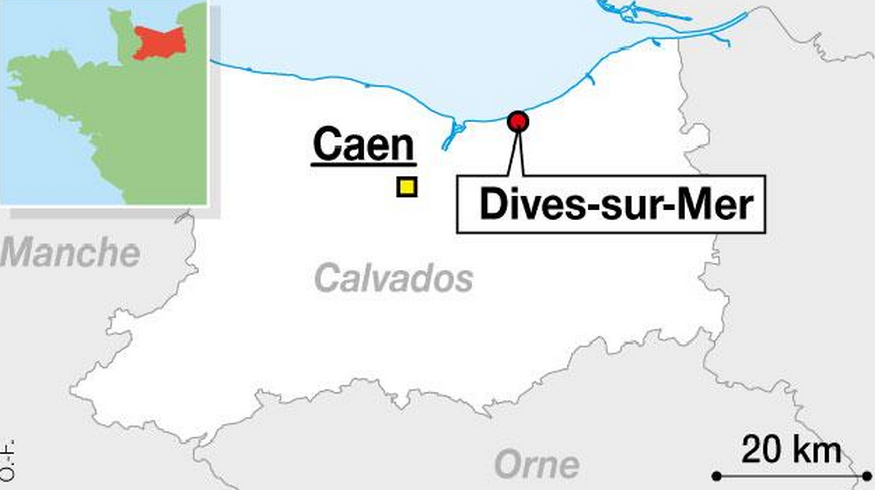 En Normandie, un retraité tue trois membres de sa famille avant de se suicider